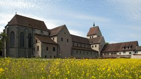 Benedictine monastery Reichenau Stock Photo