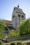 Benedictine, monastery St. Maria and Markus at the Reichenau Isl Royalty Free Stock Photo