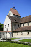 Benedictine, monastery St. Maria and Markus at the Reichenau Isl Stock Image