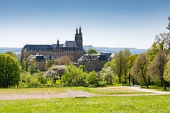 Benedictine Monatery Banz Abbey Royalty Free Stock Images