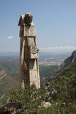 Benedictine monk Stock Image