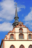 Benedictine nunnery in Fulda, Germany Stock Photo