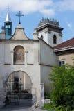Benedictineklooster in Lviv, de Oekraïne Royalty-vrije Stock Afbeelding
