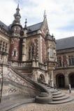 Benedictineslott (Palais de la Benedictine) Arkivbild