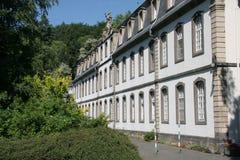 Benedictino Abbey Maria Laach Fotografía de archivo libre de regalías