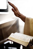 Benediction Stock Photography