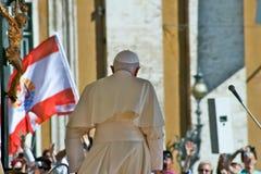 Benedicto XVI Imagen de archivo libre de regalías