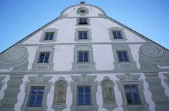 Benediktbeuern-Abtei, Deutschland Stockfotografie