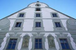Benediktbeuern-Abtei, Deutschland Stockfoto