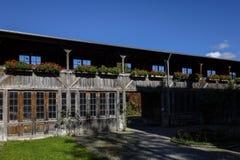 Benediktbeuern, monasterio Imagenes de archivo