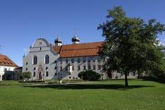 Benediktbeuern, monasterio Imagen de archivo