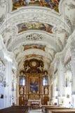 Benediktbeuern, monasterio Fotografía de archivo