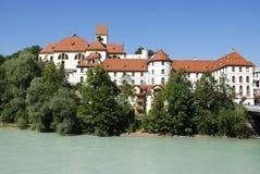 Benediktiner-Abtei Stockfotografie