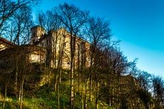 Benediktiner-Abtei in Tyniec, Polen Stockfoto