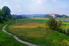 Benediktiner-Abtei in Tyniec, Polen, Krakau Lizenzfreie Stockfotografie