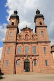 Benediktiner-Abtei von St Peter in Deutschland Lizenzfreies Stockfoto