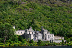 Benediktinerabtei, Kylemore, Irland Lizenzfreie Stockfotos