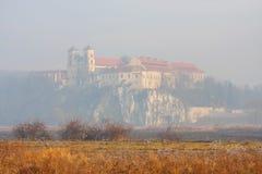 Benediktinerkloster in Tyniec Lizenzfreie Stockfotografie