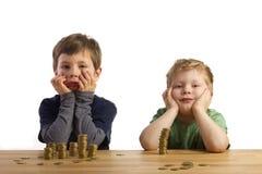 Beneficio di bambino Immagini Stock