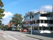 Benefitfysioterapet no Herning, Dinamarca Fotografia de Stock