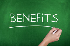 Free Benefits Royalty Free Stock Photo - 45403395