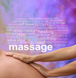 Benefits of Body Massage Words