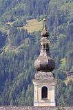 Benefits church St. Michael, Lienz, Austria Royalty Free Stock Photo