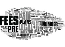 Benefits Of Prepaid Legal Plans Word Cloud. BENEFITS OF PREPAID LEGAL PLANS TEXT WORD CLOUD CONCEPT Royalty Free Stock Image