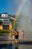 Benennen der Regenbogen Stockbilder