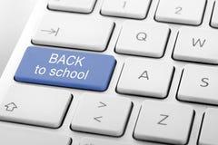Benennung zurück zu Schule lizenzfreies stockfoto