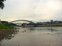Benes-Brücke Stockfotografie