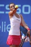 benesova iveta Prague turnieju wta Obraz Royalty Free