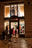 Benetton boutique Stock Image