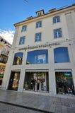 Benetton flagship store Stock Photo