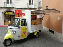 Benevento - Affe Strega Lizenzfreie Stockfotografie