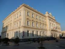 Benevento - Government Palace Royalty Free Stock Photo