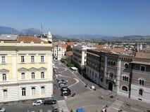 Benevento, Corso - Garibaldi od Rocca dei Rettori obrazy stock