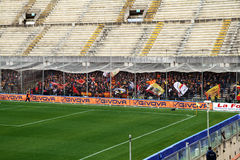 Benevento fans Royalty Free Stock Photography