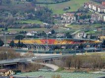 Benevento - Football Stadium Royalty Free Stock Photography