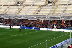 Benevento supporters Stock Photos