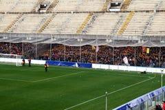 Benevento supporters Stock Photos