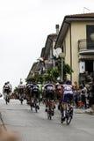 Benevento, 17th may 2015  - giro d'italia 2015 cyclist on bike race Royalty Free Stock Photo
