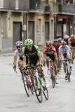 Benevento, 17th may 2015  - giro d'italia 2015 group Royalty Free Stock Photos