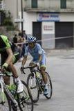Benevento, 17th may 2015  - giro d'italia 2015 winner of tappa Royalty Free Stock Photography
