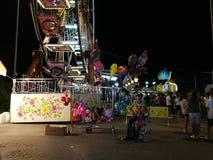 Benevento - vendedor dos balões Fotografia de Stock Royalty Free