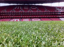 Benfica Stadium Royalty Free Stock Photography