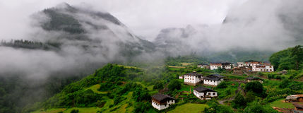 beng χωριά yu Στοκ εικόνα με δικαίωμα ελεύθερης χρήσης
