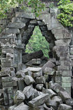 Beng Meala-Tempel in Kambodscha Stockfotos
