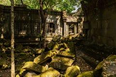 Beng Mealea,Cambodia Stock Photos