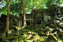 Beng Mealea Royalty Free Stock Photography